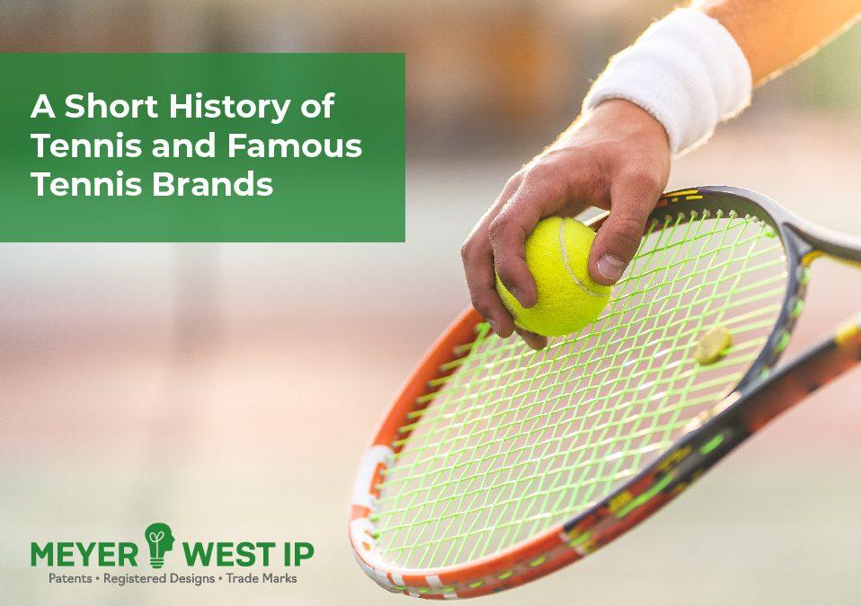 Meyerwest IP- A Short History of Tennis