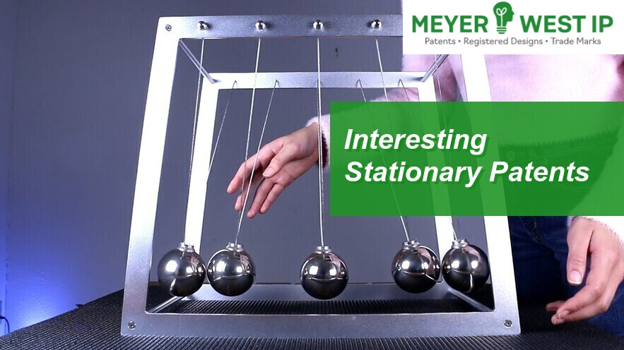 Interesting Stationary Patents