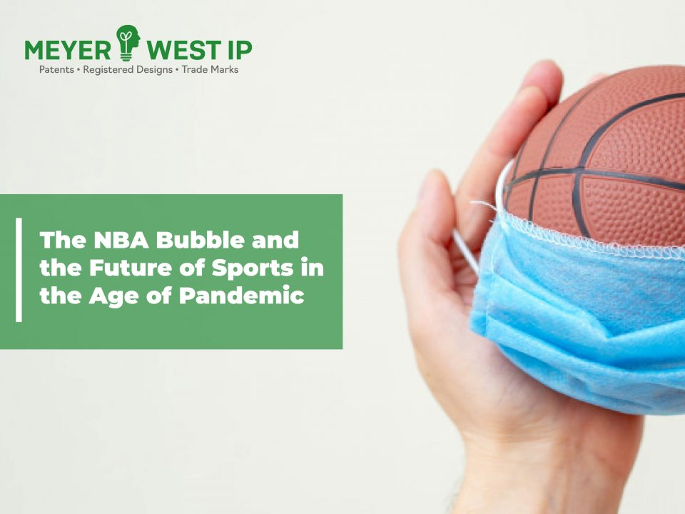 Meyeywest blog image__The NBA Bubble and the Future of Sports in the Age of Pandemic_Title blog