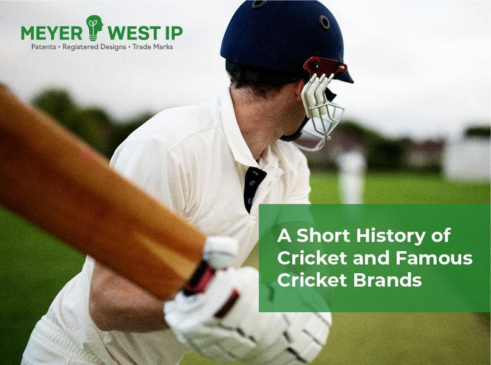 Meyerwest IP- Famous Cricket Brands